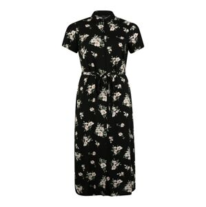 Vero Moda Curve Šaty 'Simply Easy'  mix barev / černá
