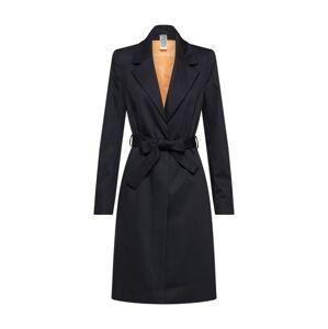 DRYKORN Přechodný kabát  černá