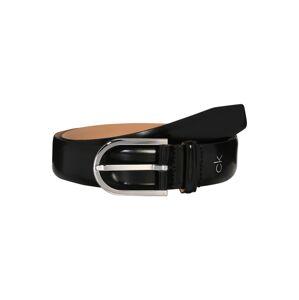 Calvin Klein Opasek '35mm'  černá