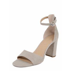 bugatti Páskové sandály 'Silvana Evo'  světle šedá