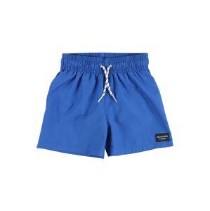 Abercrombie & Fitch Plavecké šortky  modrá