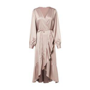 Love Copenhagen Společenské šaty 'Lila'  šedobéžová