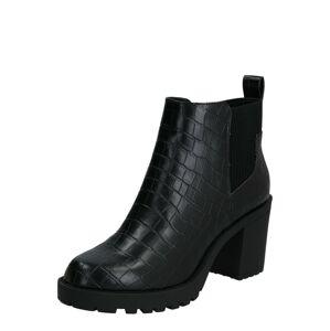 ONLY Chelsea boty  černá