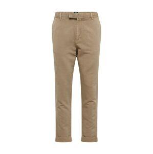 STRELLSON Chino kalhoty '11 Biant-D 10007511'  béžová