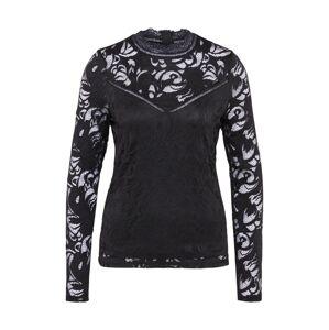 VILA Tričko 'Vistasia'  černá
