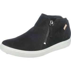 ECCO Slip on boty  černá