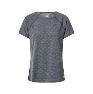 THE NORTH FACE Funkční tričko 'ACTIVE TRAIL'  šedý melír