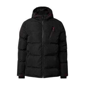 KILLTEC Outdoorová bunda 'Vogar'  černá