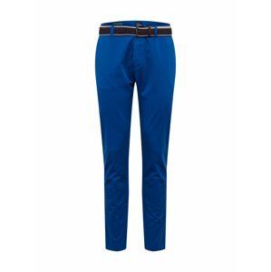s.Oliver Chino kalhoty  modrá