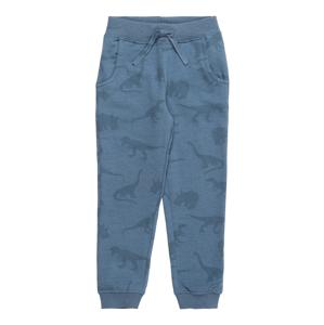 NAME IT Kalhoty 'Odino'  kouřově modrá / chladná modrá