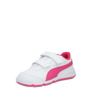 PUMA Sportovní boty 'Stepfleex 2 SL VE V Inf'  bílá / pink