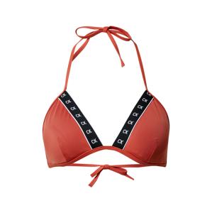 Calvin Klein Swimwear Horní díl plavek  světle červená