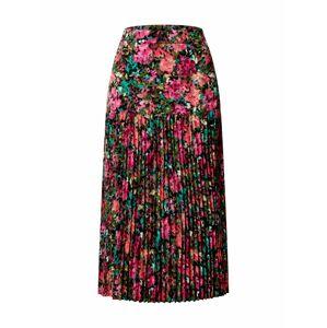 Gina Tricot Sukně 'Beata pleated skirt'  mix barev