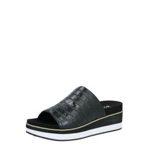 BULLBOXER Pantofle 'Slipper'  černá
