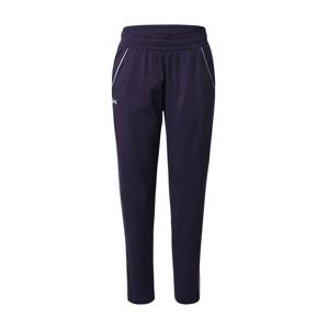 UNDER ARMOUR Kalhoty 'UA Tricot Pant'  námořnická modř