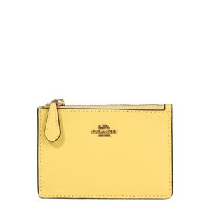 COACH Peněženka  žlutá
