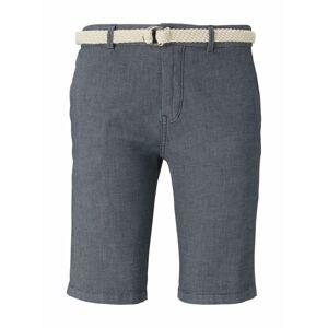 TOM TAILOR DENIM Chino kalhoty  šedá