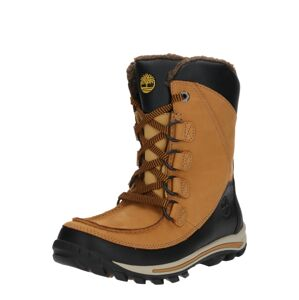TIMBERLAND Sněhule 'Chillberg HP WP Boot'  černá / hnědá