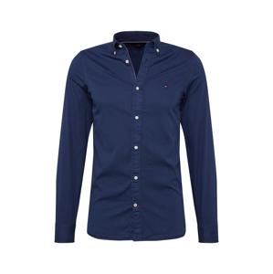 TOMMY HILFIGER Košile  tmavě modrá