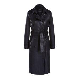 SET Přechodný kabát  černá