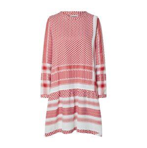 Cecilie Copenhagen Šaty 'Dress 2 o LS'  červená