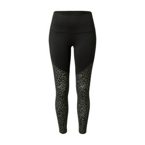 HKMX Sportovní kalhoty  černá