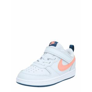 Nike Sportswear Tenisky 'Borough'  světlemodrá / broskvová