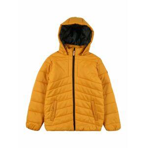 NAME IT Zimní bunda 'MABAS'  zlatě žlutá