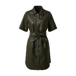 FRNCH PARIS Košilové šaty 'Adelma'  khaki