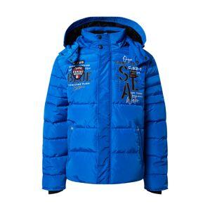 CAMP DAVID Zimní bunda  královská modrá