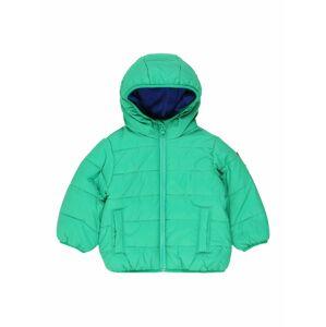 UNITED COLORS OF BENETTON Přechodná bunda  zelená