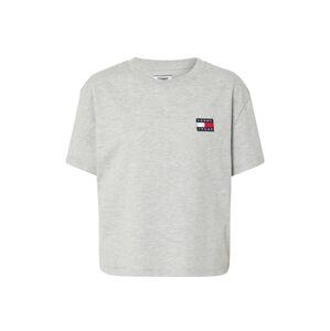 Tommy Jeans Tričko  šedá