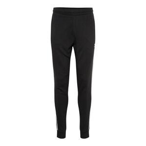 ADIDAS ORIGINALS Kalhoty  bílá / černá