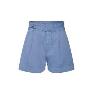 POLO RALPH LAUREN Kalhoty  modrá