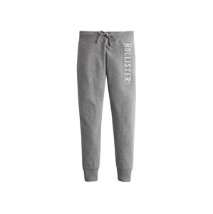 HOLLISTER Kalhoty  šedá