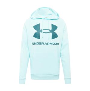 UNDER ARMOUR Sportovní mikina 'Rival'  světlemodrá / pastelová modrá