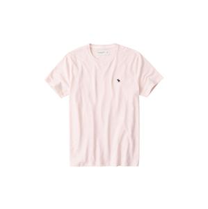 Abercrombie & Fitch Tričko  růžová