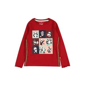 LEMON BERET Tričko  červená / bílá / černá / mátová / pastelově růžová