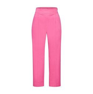 RENÉ LEZARD Kalhoty se sklady v pase  pink