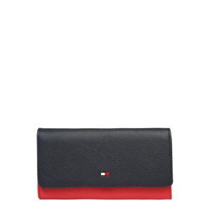 TOMMY HILFIGER Peněženka  červená / modrá