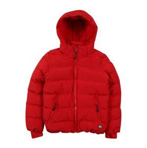 Cars Jeans Zimní bunda  červená