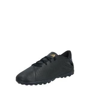 ADIDAS PERFORMANCE Sportovní boty 'Nemeziz 19.4 TF'  černá / zlatá