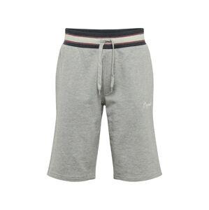 JACK & JONES Kalhoty 'JORJARED SWEAT SHORTS'  světle šedá