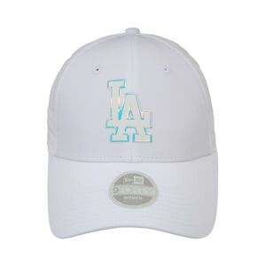 NEW ERA Čepice 'WMNS MLB NYLON 9FORTY LOSDOD WHIIRD Los Angeles Dodgers'  bílá