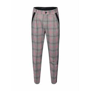 DRYKORN Kalhoty  šedá / pink