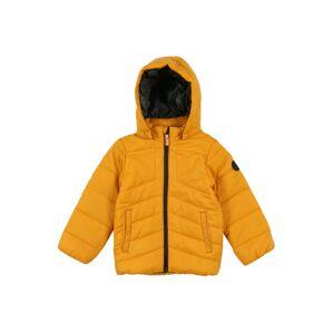 NAME IT Přechodná bunda  žlutá