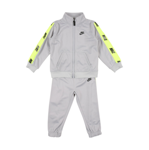 Nike Sportswear Joggingová souprava  černá / šedá / žlutá