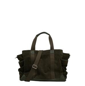 MAMALICIOUS Přebalovací taška  zelená