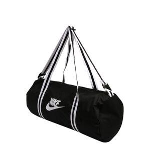 Nike Sportswear Cestovní taška 'Heritage Duffle Bag'  černá