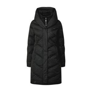 Ragwear Zimní kabát 'NATALKA'  černá